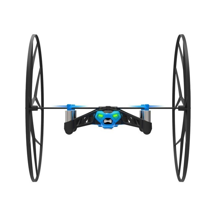 Квадрокоптер Parrot Rolling Spider синий