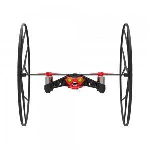Квадрокоптер Parrot Rolling Spider красный