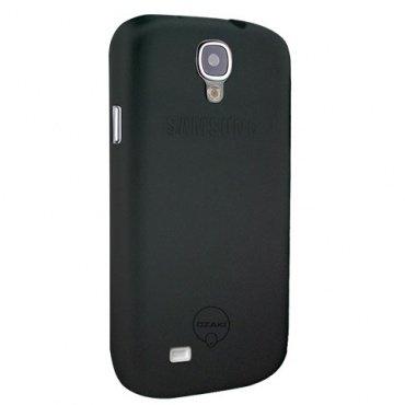 Чохол-накладка для Samsung Galaxy S4 mini - Ozaki O! Coat 0.4 Jelly чорний