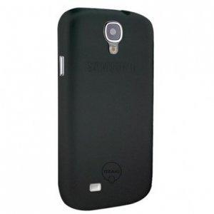 Чехол-накладка для Samsung Galaxy S4 mini - Ozaki O!Coat 0.4 Jelly чёрный