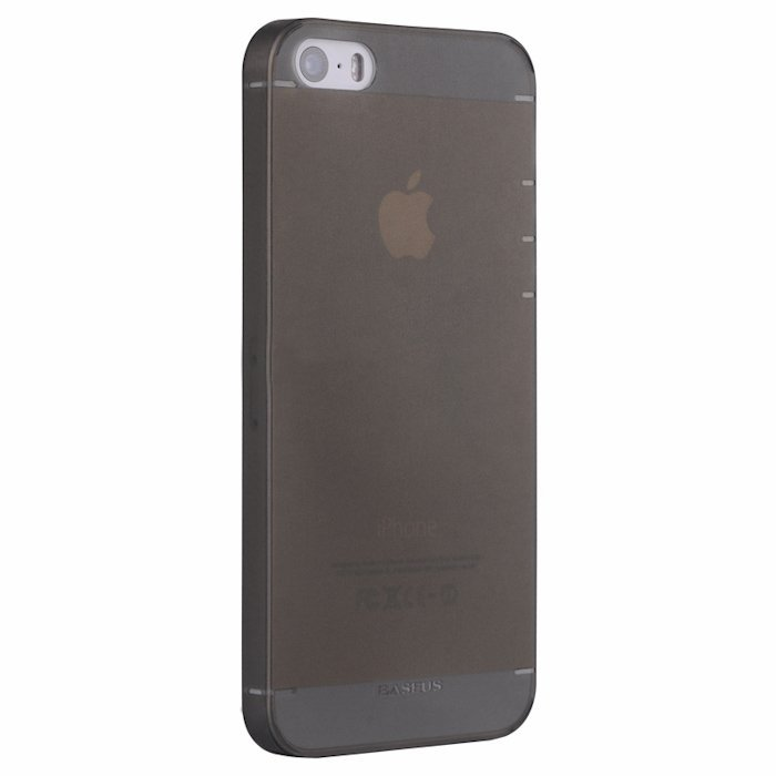 Чехол-накладка для Apple iPhone 5/5S - BASEUS Wing серый
