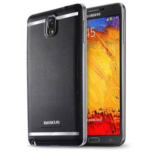 Чехол BASEUS Yuppie черный для Samsung Note 3