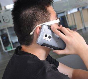 Чехол (книжка) Baseus Folio черный для HTC One MAX T6