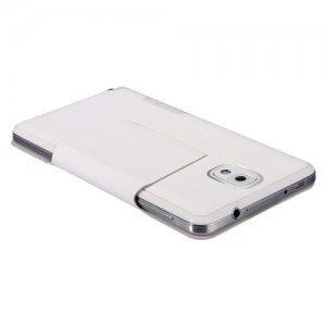 Чехол (книжка) BASEUS Ultrathin Folder белый для Samsung Note 3