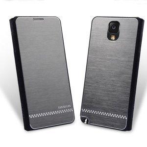 Чехол (книжка) BASEUS Noble business черный для Samsung Note 3