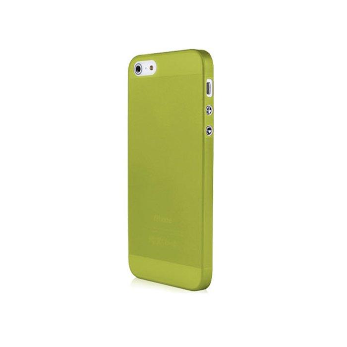 Чехол Baseus Organdy зеленый для iPhone 5/5S/SE