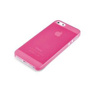 Чехол BASEUS Organdy розовый для iPhone 5/5S/SE