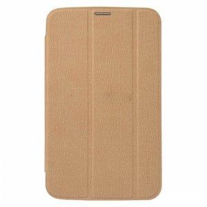 Чехол (книжка) BASEUS Folio коричневый для Samsung Tab 3 7.0