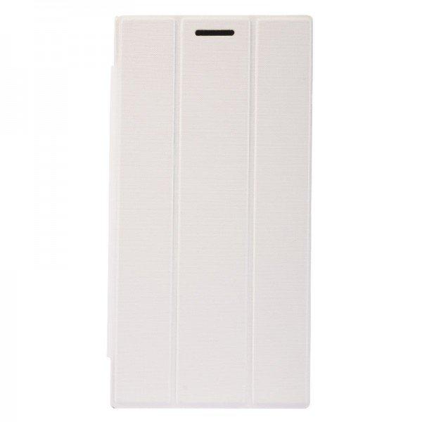 Чехол (книжка) Baseus Folio белый для Lenovo K900