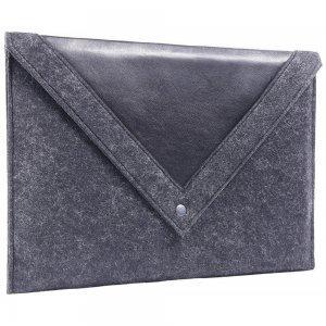 """Чехол-конверт Gmakin GM23 черный для MacBook Air 13""""/Pro 13""""/ Pro 13"""" Retina"""