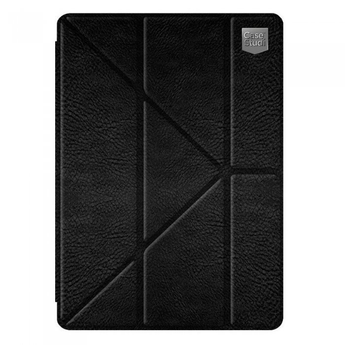 """Чехол-книжка для Apple iPad Pro 9.7"""" - CaseStudi Folding Lychee чёрный"""