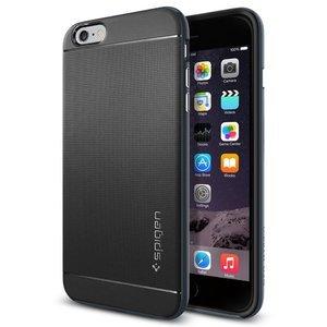 Чехол-накладка для Apple iPhone 6 Plus - Spigen Case Neo Hybrid черный