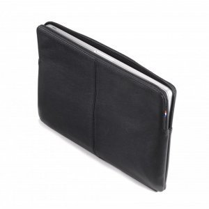 "Кожаный чехол Decoded Sleeve with Zipper Pocket черный для MacBook 12"" (D4SS12BK)"