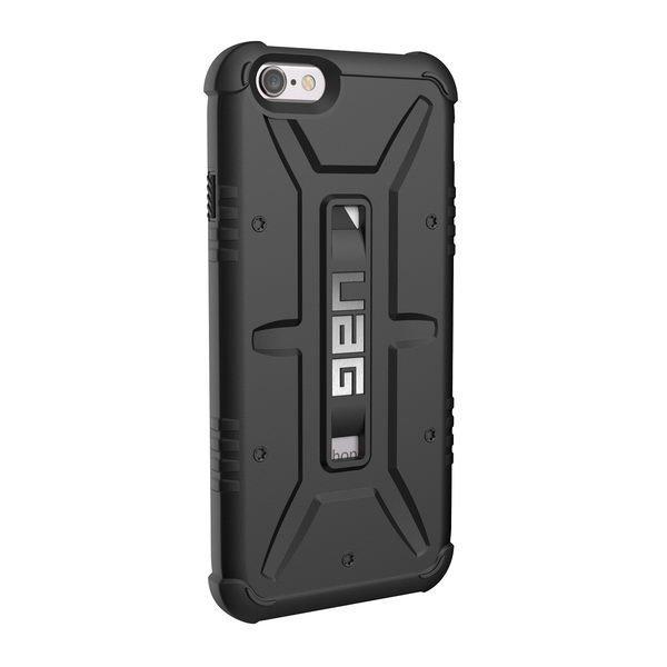 Чехол-накладка Urban Armor Gear Pathfinder чёрный для Apple iPhone 8Plus/7Plus/6sPlus