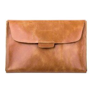 Чехол-конверт для Apple iPad mini 1/2/3 - Dublon Leatherworks Envelope коричневый