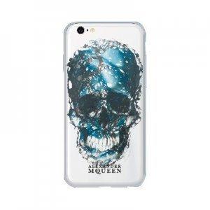 Чехол с рисунком WK Alexander Mqueen Skull для iPhone 6/6S