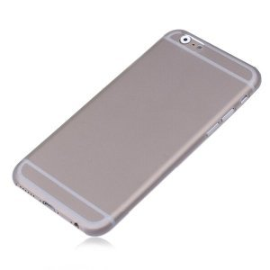 Чехол-накладка для Apple iPhone 6 Plus - Ultrathin Frosted серый