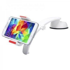 Универсальный автодержатель для смартфона Baseus Extend белый