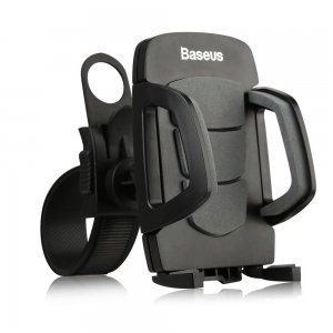 Велодержатель для Apple iPhone 5/5S/5C/6/6 Plus - Baseus Wind Series черный