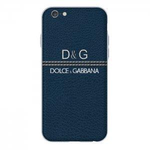 Чехол с рисунком WK Dolce & Gabbana для iPhone 6/6S