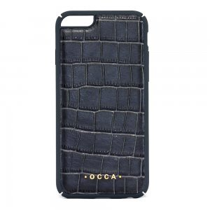 Чехол-накладка для Apple iPhone 6/6S - OCCA Skin синий