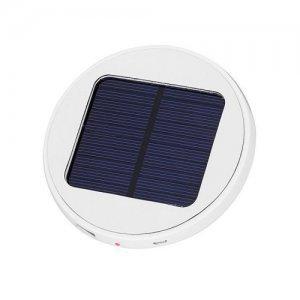 Внешний солнечный аккумулятор Window Solare 1800mAh, белый