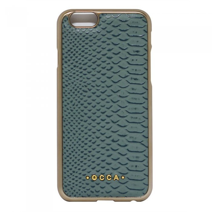 Чехол-накладка для Apple iPhone 6/6S - OCCA Wild серый