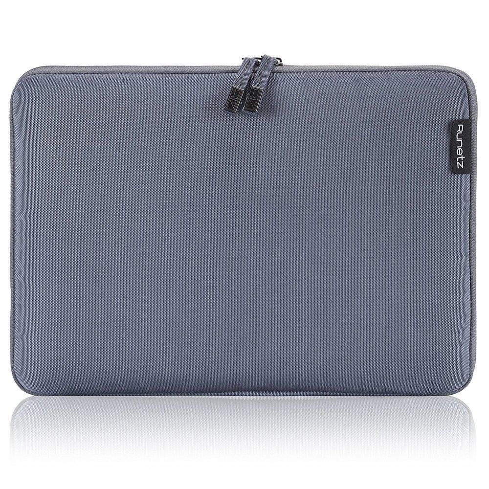 """Чехол-карман для Apple MacBook Pro 15""""/Pro Retina 15"""" - Runetz Soft Sleeve серый"""