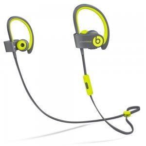Наушники Beats PowerBeats 2 Wireless желтые