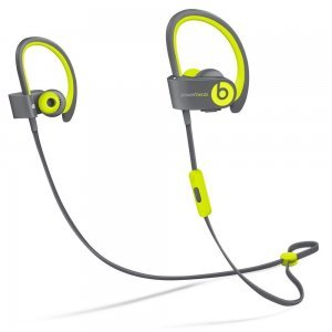 Наушники Beats PowerBeats 2 Wireless желтые