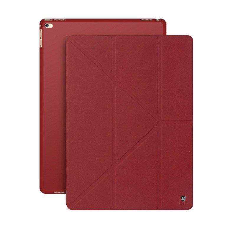 """Чехол-книжка для Apple iPad Pro 12,9"""" - Baseus Terse красный"""