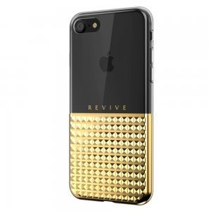3D чехол SwitchEasy Revive золотой для iPhone 7