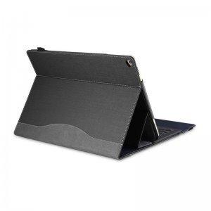 "Чехол-книжка для Apple iPad Pro 12,9"" - Veker серый"