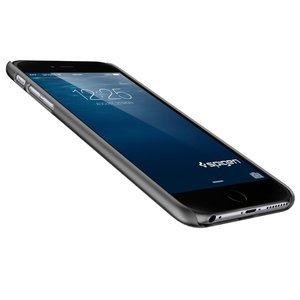 Чехол-накладка для iPhone 6 Plus/6S Plus - Spigen Case Thin Fit A серый