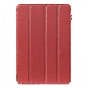 Чехол (SmartCase) Decoded Leather Slim Cover красный для iPad mini 4