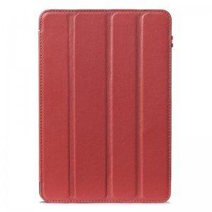 Чехол (SmartCase) Decoded Leather Slim Cover красный для iPad mini 4 (D5IPAM4SC1RD)