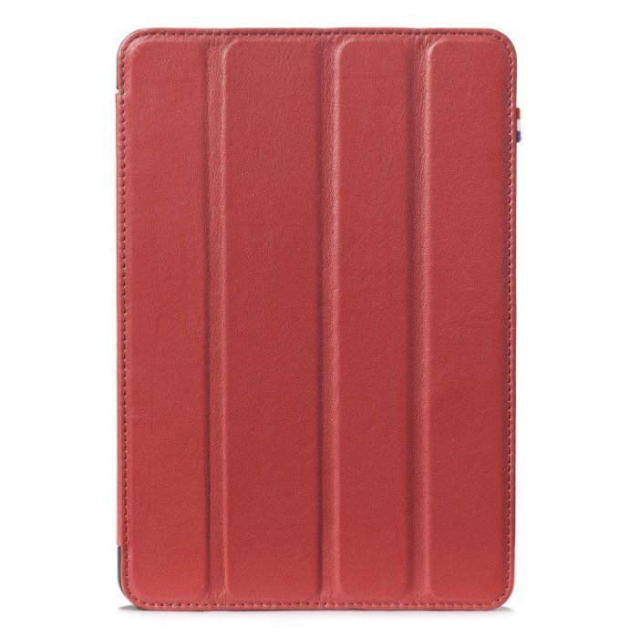 Чехол (SmartCase) Decoded Leather Slim Cover красный для iPad mini 4 (D5IPAM4SC1RD)
