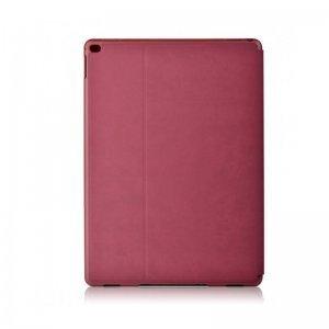 """Чехол-книжка для Apple iPad Pro 12,9"""" - Comma Elegant Series красный"""