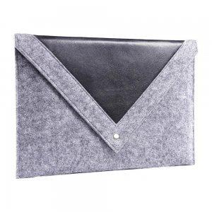 "Чехол-конверт Gmakin GM24 серый для MacBook Air 13""/Pro 13""/ Pro 13"" Retina"
