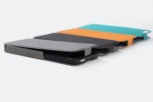 Чехол-флиппер для Apple iPhone 5/5S - ROCK Eternal серый