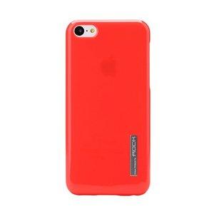 Пластиковый чехол ROCK Ethereal красный для iPhone 5C