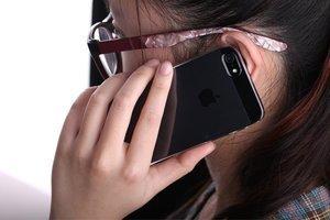 Пластиковый чехол ROCK Ethereal прозрачный для iPhone 5/5S/SE