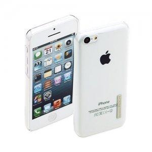 Чехол-накладка для Apple iPhone 5C - ROCK Ethereal прозрачный