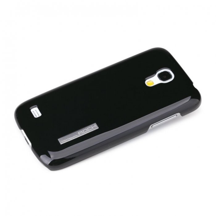 Чехол-накладка для SamsungGalaxyS4 mini - ROCK Ethereal series черный