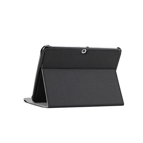 Чехол-книжка для Samsung Galaxy Tab 3 P5200 - ROCK Flexible series черный