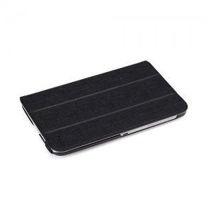 Чехол-книжка для Samsung Galaxy Tab 3 T3100 - ROCK Flexible series черный