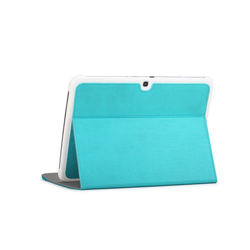 Чехол-книжка для Samsung Galaxy Tab 3 P5200 - ROCK Flexible series голубой