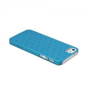 Чехол-накладка для Apple iPhone 5/5S - ROCK Impress голубой