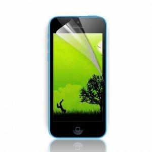 Защитная пленка для Apple iPhone 5/5S - Rock JP-135HC глянцевая прозрачная