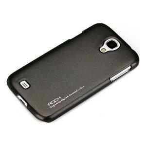Чехол-накладка для SamsungGalaxyS4 - ROCK Naked Shell черный